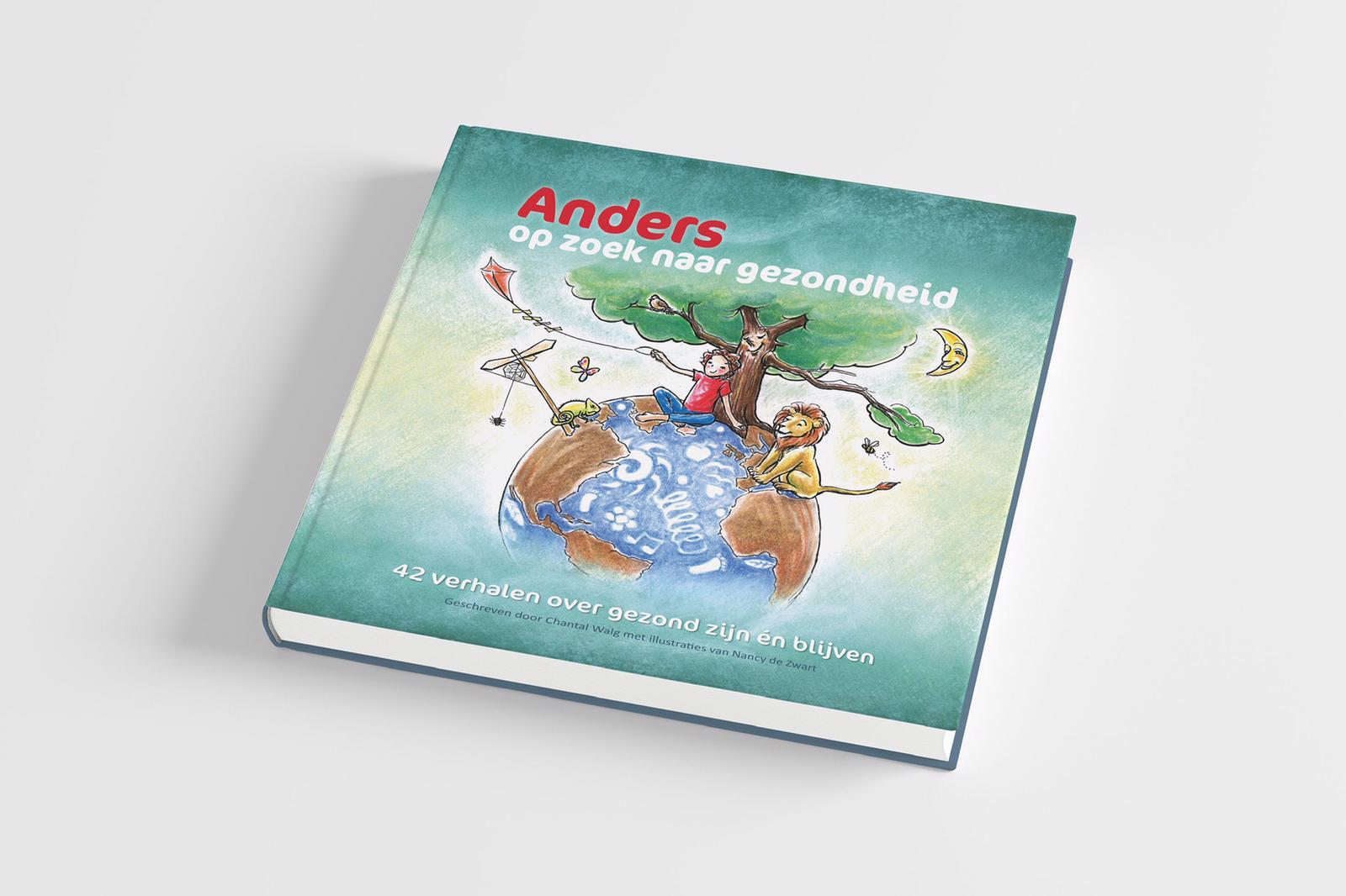 Boek Anders op zoek naar gezondheid