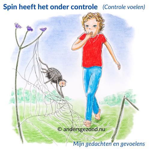 Spin heeft het onder controle