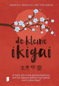 boek de kleine ikigai